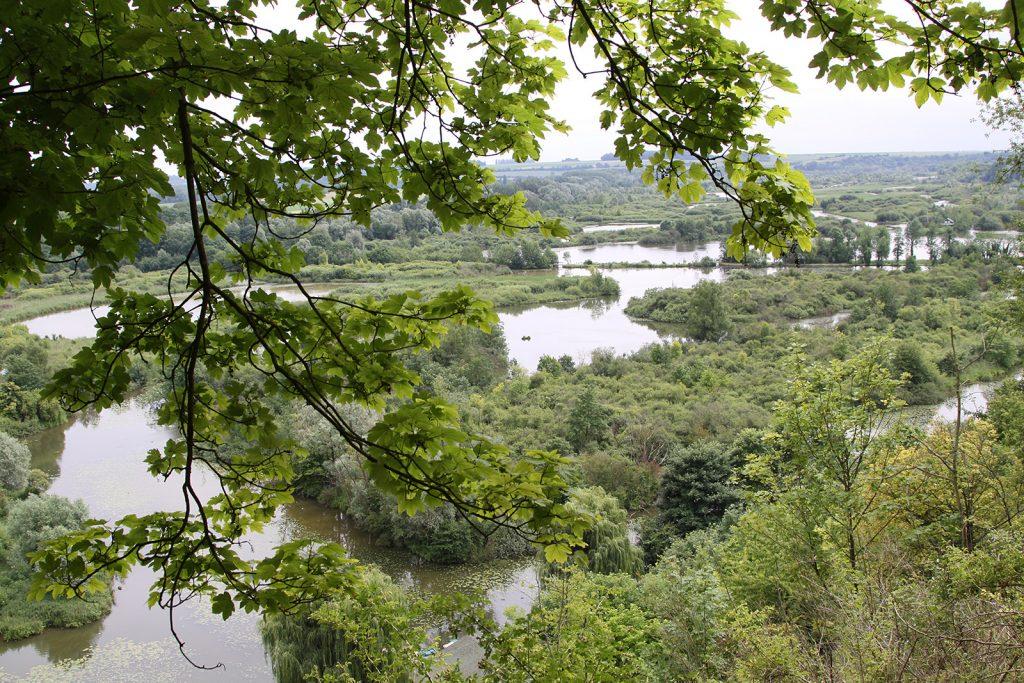 Die Flusslandschaft der Somme