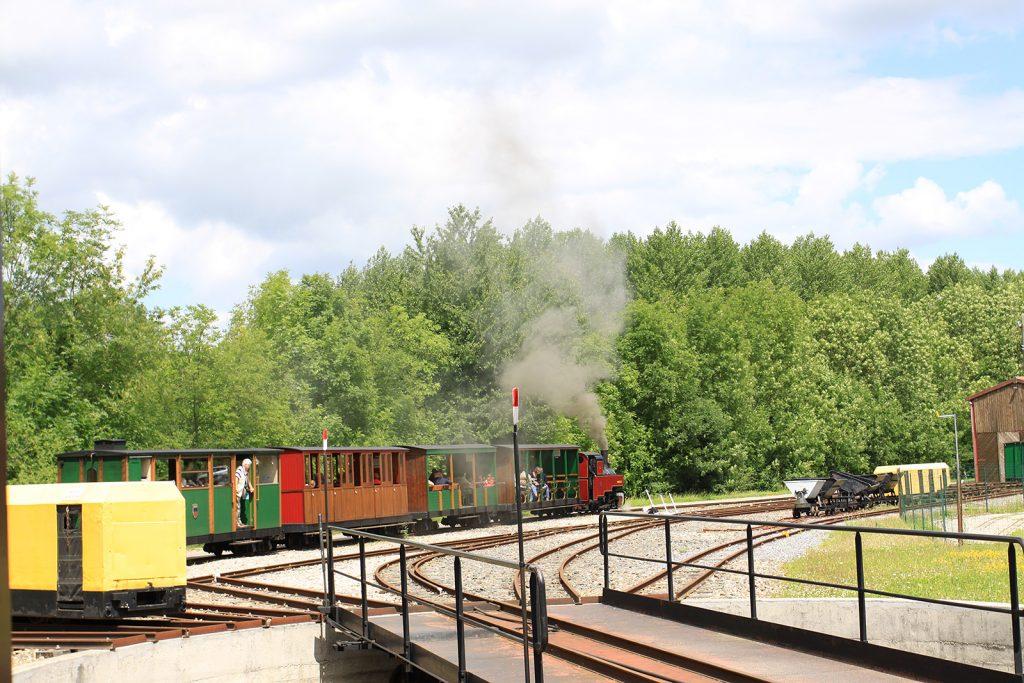 Die Dampfbahn von Froissy