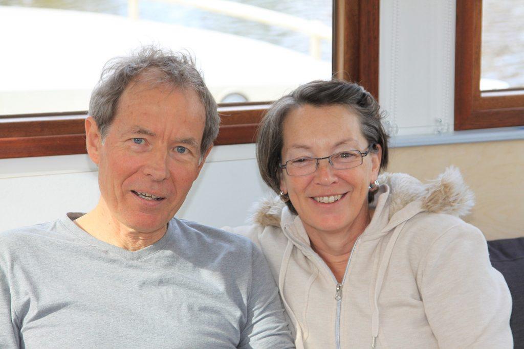 Hans Peter und Brigitte Wille