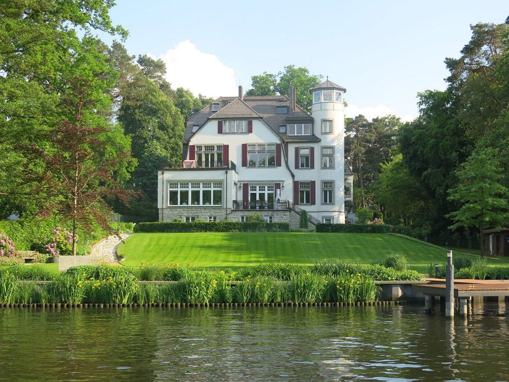 Villa am Wannsee