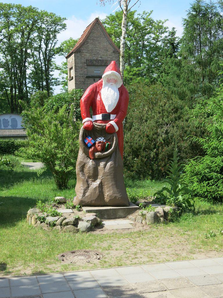 Der Weihnachtsmann in Himmelspfort