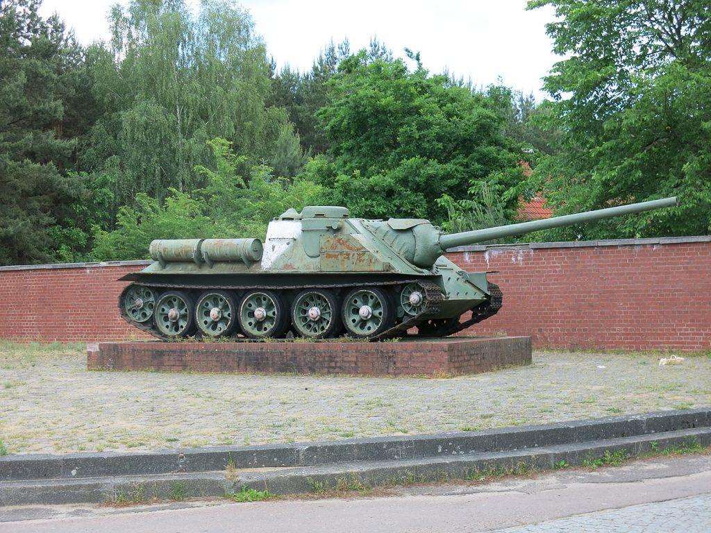 Denkmal für die russischen Befreier von Ravensbrück