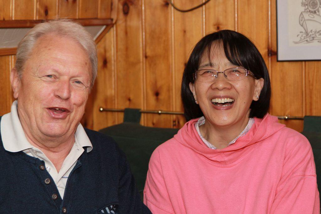 Werner und Chinny Feurer