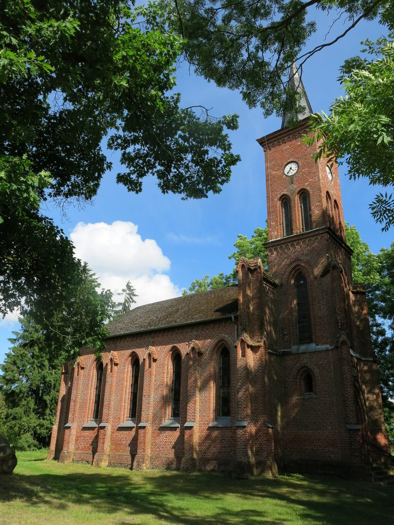 Das Kirchlein von Boek