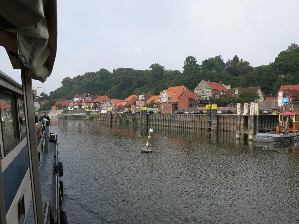 Anleger in Lauenburg