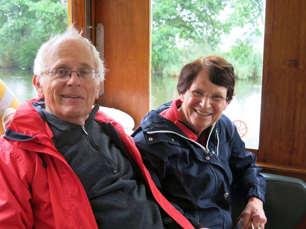 Kaspar und Monika Eigenmann