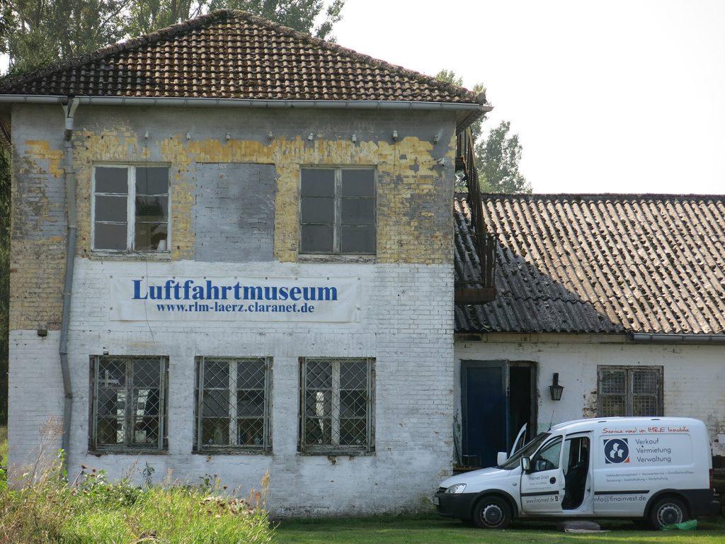 Das Luftfahrtmuseum von Lärz