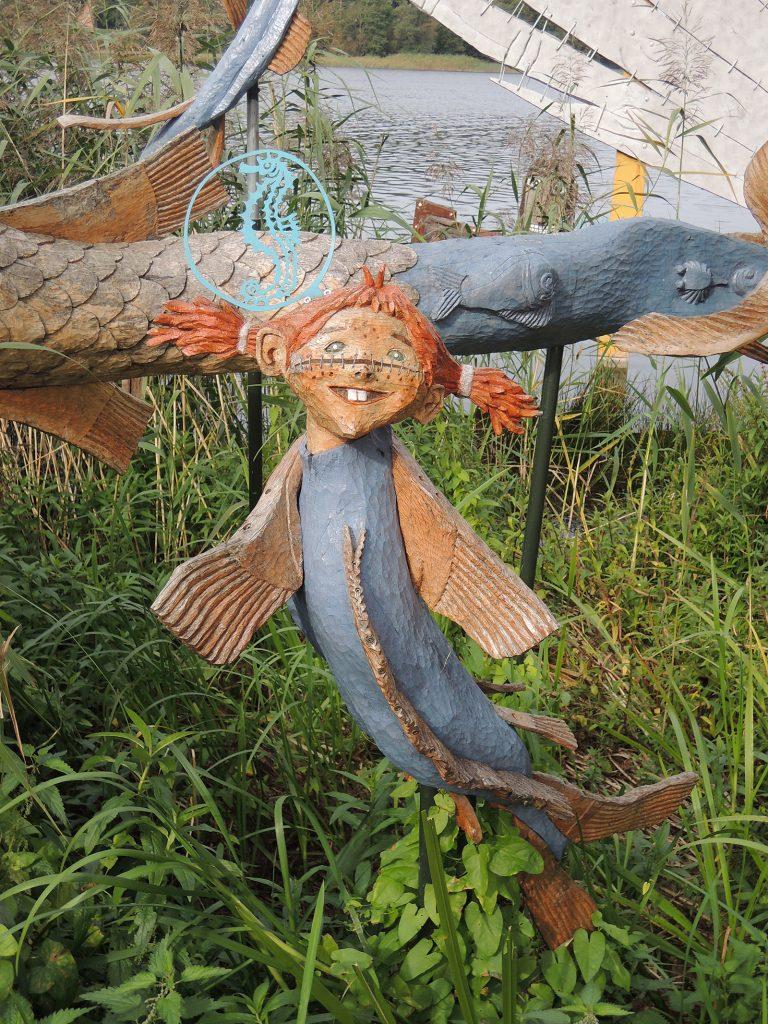 Holzskulpturen von Tony Torrilhon