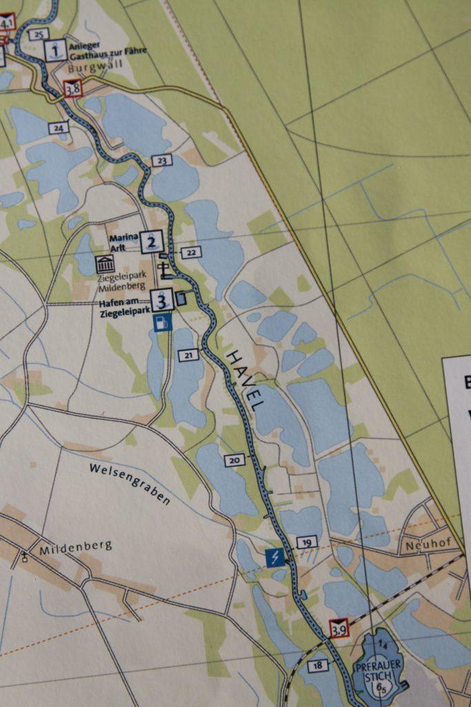 Die rätselhaften Seen links und rechts der Havel