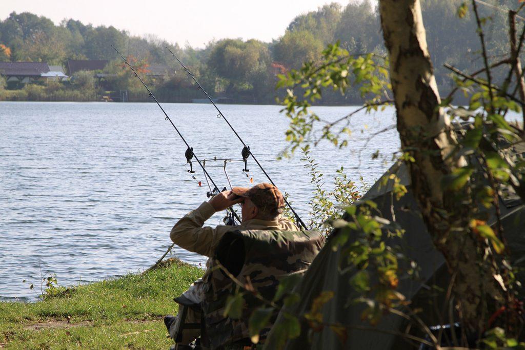Die Tonstiche sind heute Fischerparadiese