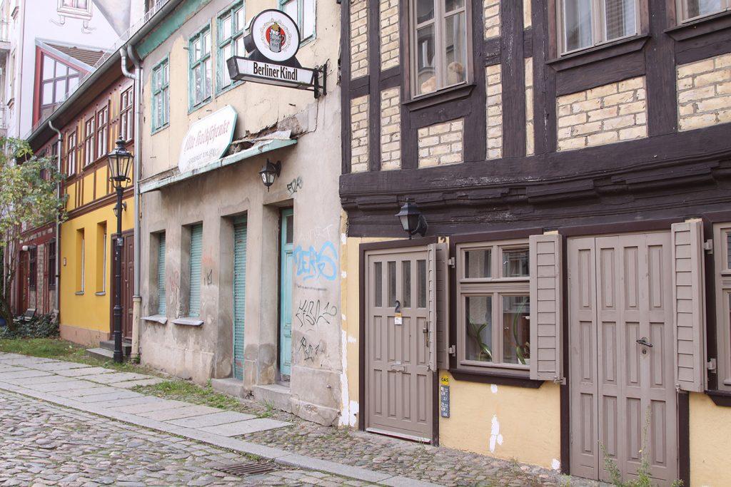 In der Altstadt von Spandau