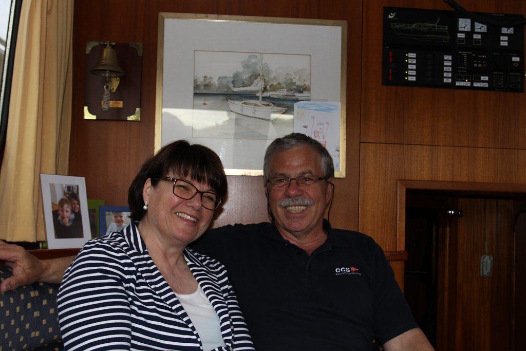 Jean-Marc und Ursula Siegrist