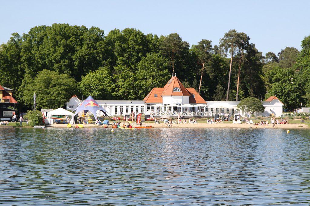 Das Seebad von Bad Saarow