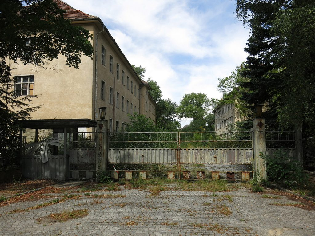 Ehemalige Kasernen der Sowjetarmee