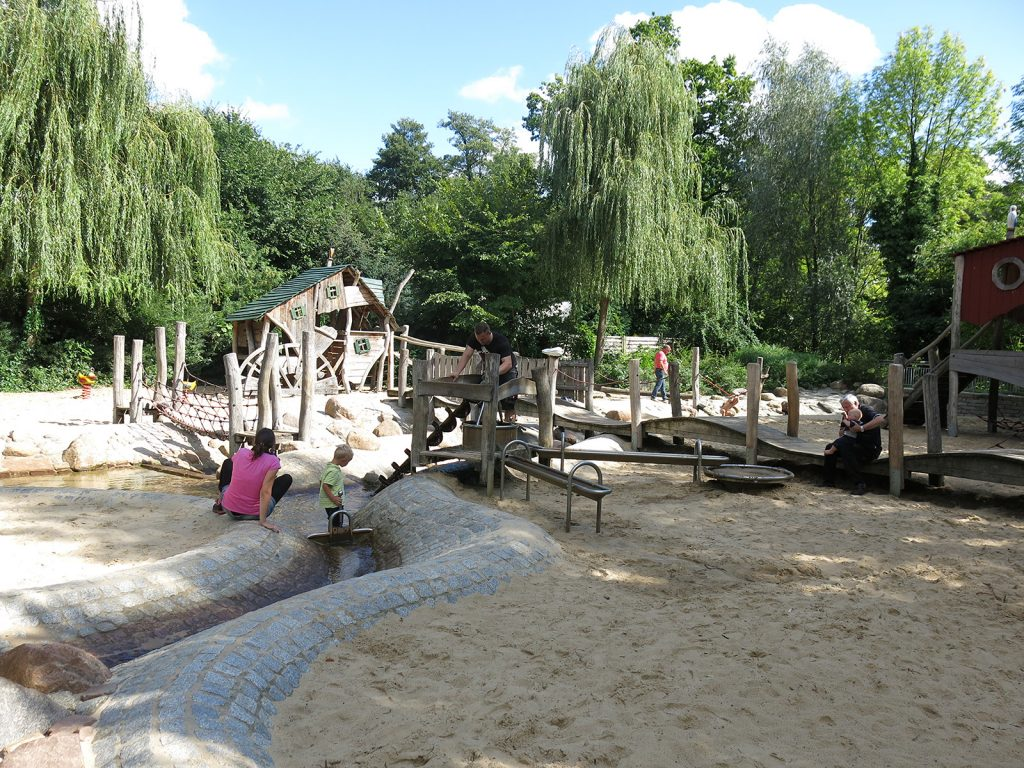 Kinderspielplatz in Königs Wusterhausen