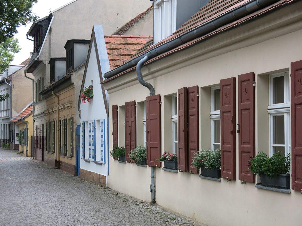 Fischerquartier in Alt-Köpenick