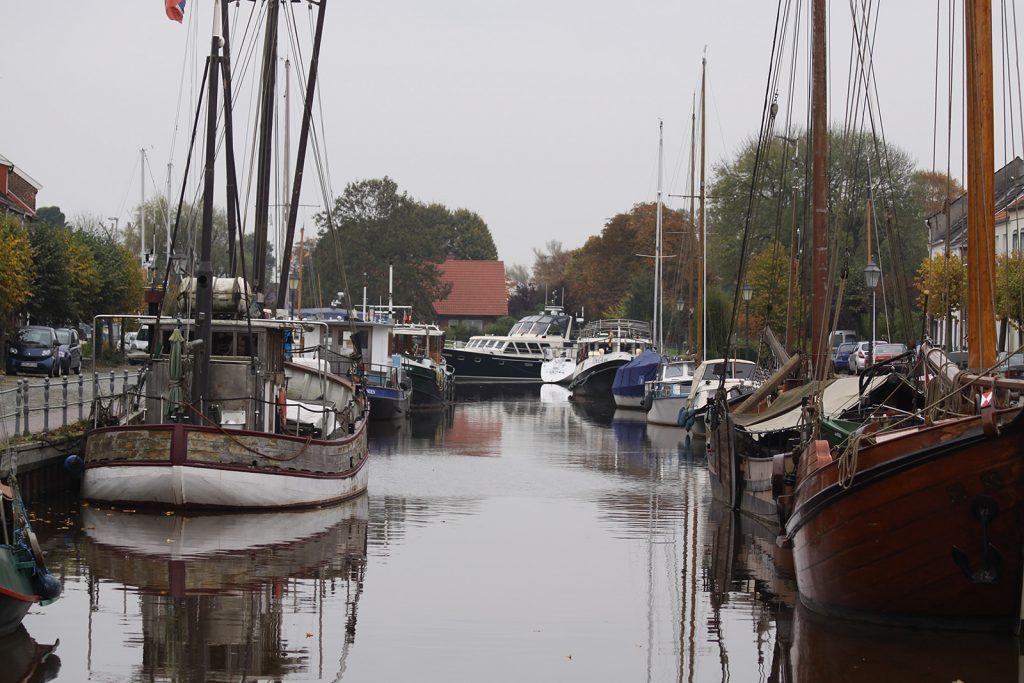 Im Alten Hafen Weener