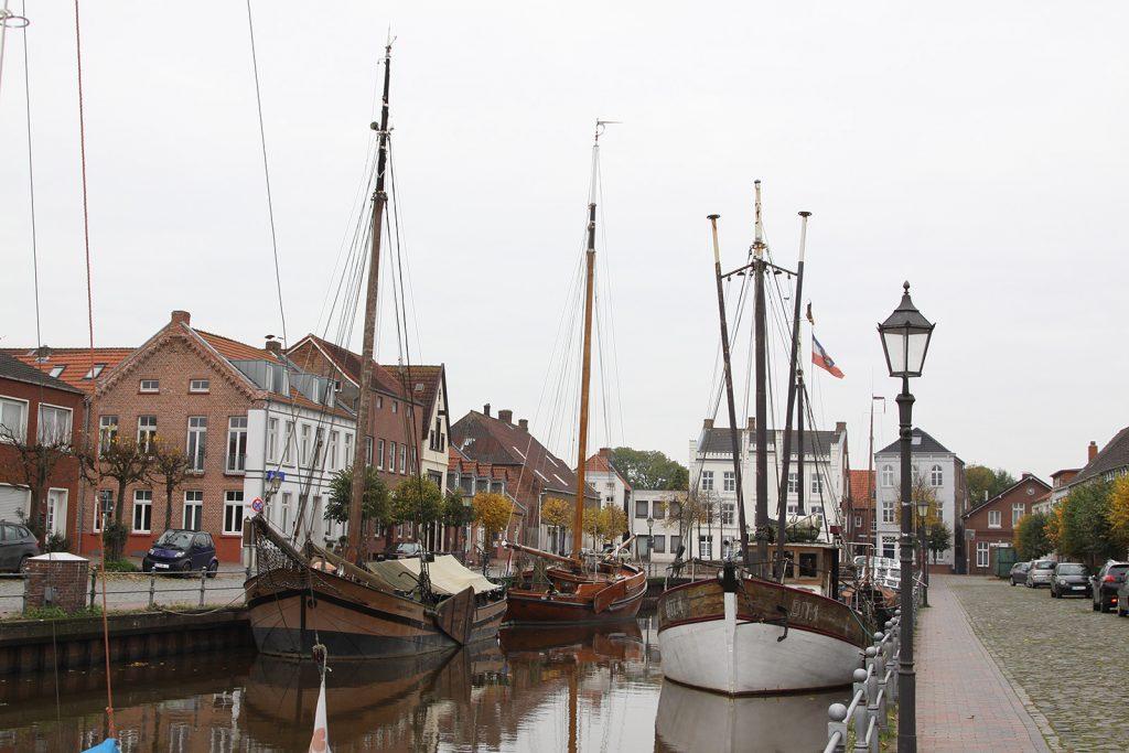 Der Alte Hafen Weener