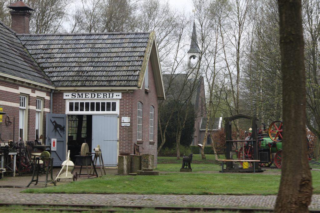 Im Veenparkmuseum