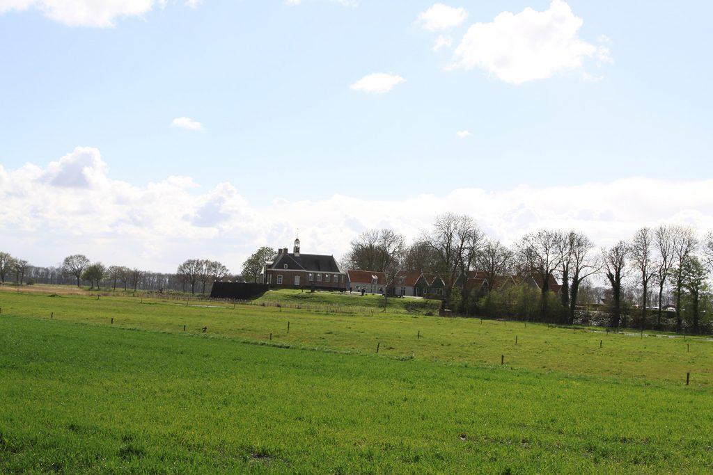Die ehemalige Insel Schokland