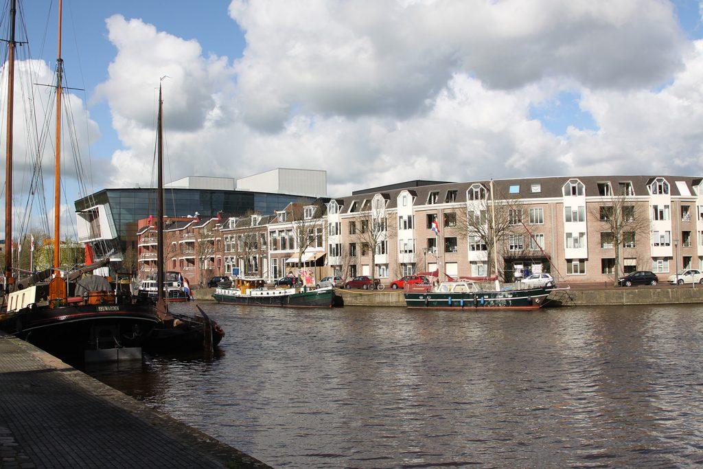 Liegeplatz an der Westerkade