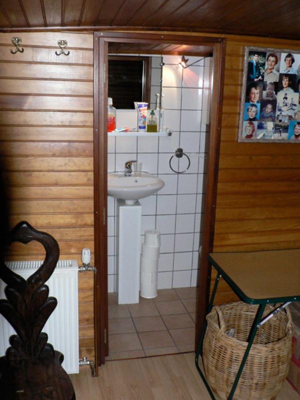 Bathroom Rear
