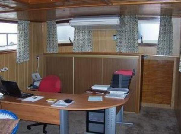 Master cabin (now office)