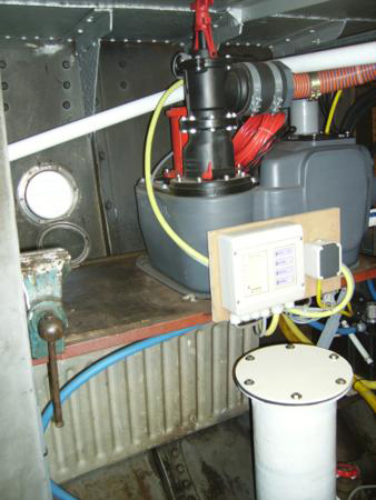 Water Waste System